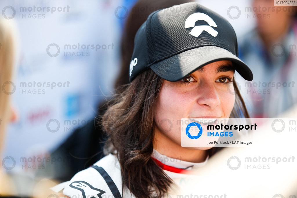 Jamie Chadwick (GBR), NIO Formula E Team