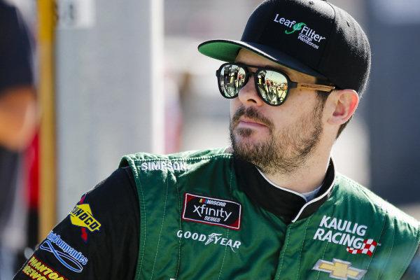 #11: Ryan Truex, Kaulig Racing, Chevrolet Camaro LeafFilter Gutter Protection