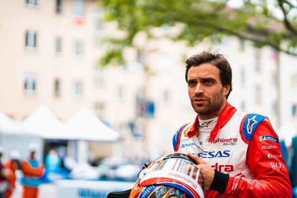 Jérôme d'Ambrosio (BEL), Mahindra Racing