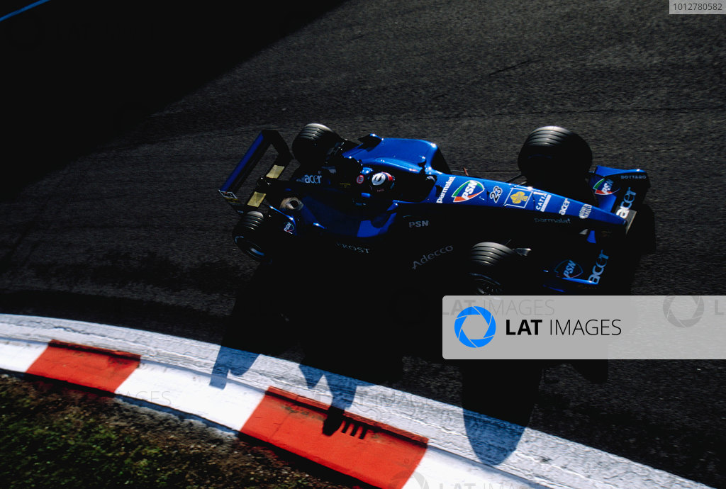 2001 Italian Grand Prix.