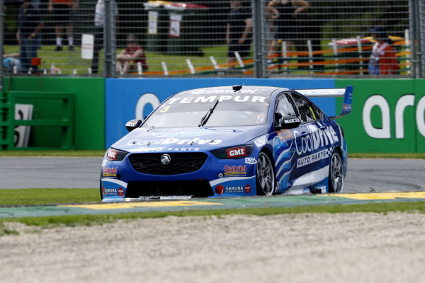 Macauley Jones, Tim Blanchard Racing Holden