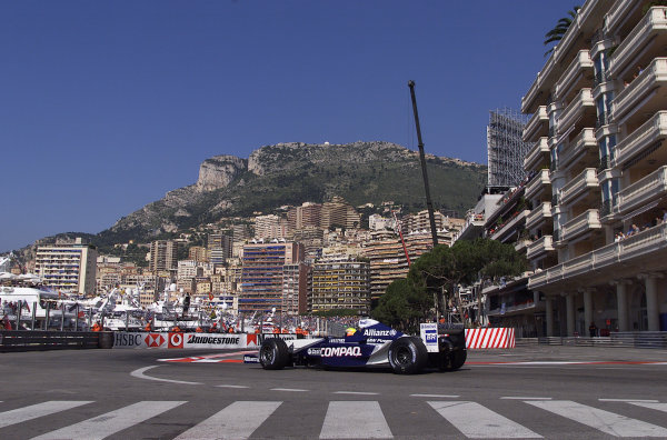 2002 Monaco Grand Prix - Race