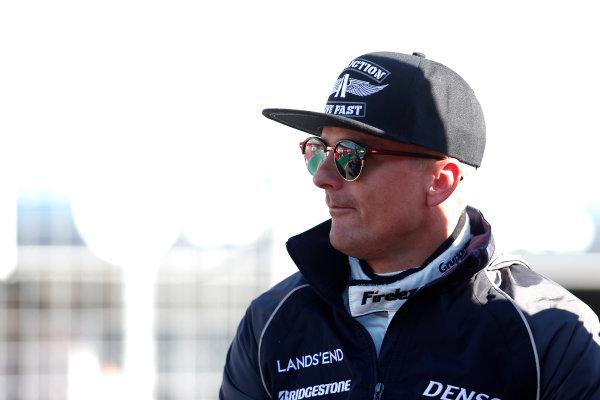 2017 DTM Round 9  Hockenheimring, Germany  Saturday 14 October 2017. Heikki Kovalainen  World Copyright: Alexander Trienitz/LAT Images ref: Digital Image 2017-DTM-HH2-AT2-0881