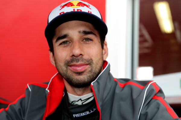 2017 Rolex 24 Hours. Daytona, Florida, USA Saturday 28 January 2017. Neel Jani, Rebellion Racing World Copyright: Alexander Trienitz/LAT Images ref: Digital Image 2017-24h-Daytona-AT1-2746