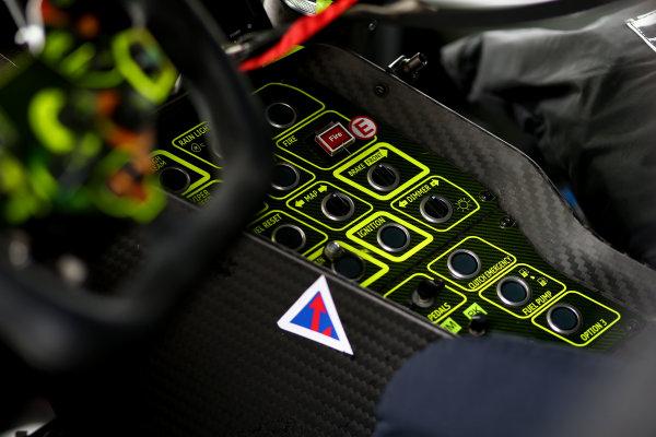 2017 British GT Championship, Oulton Park, Cheshire. 15th - 17th April 2017. Lamborghini. World Copyright: JEP/ LAT Images.