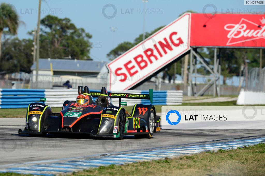 February Testing - Sebring