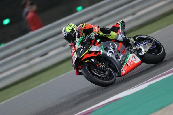 Aleix Espargaro, Qatar MotoGP 2019
