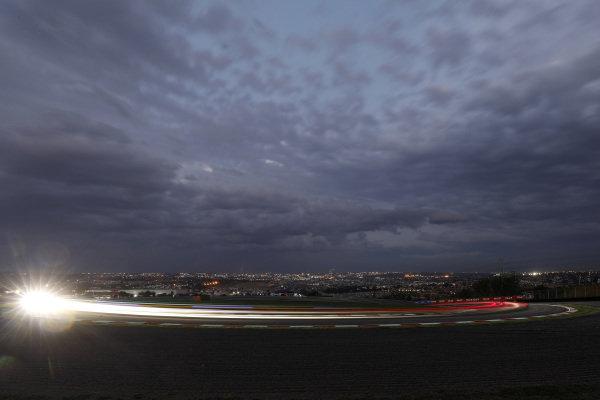 Night atmosphere.