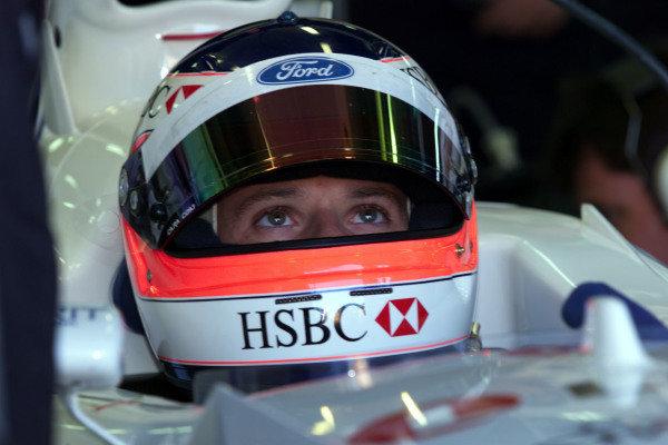 1999 Australian Grand Prix.Albert Park, Melbourne, Australia. 5-7 March 1999.Rubens Barrichello (Stewart Ford).World Copyright - Lawrence/LAT Photographic