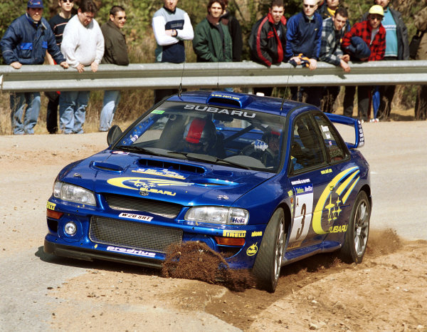 2000 Catalunya Rally