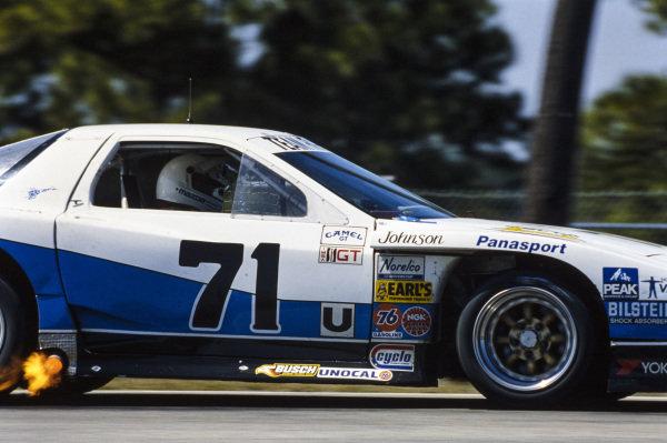 Amos Johnson / Dennis Shaw, Team Highball, Mazda RX-7.