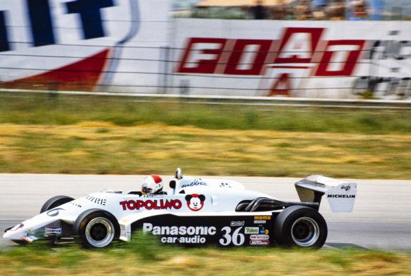 Fulvio Ballabio, AGS JH19 BMW/Mader.