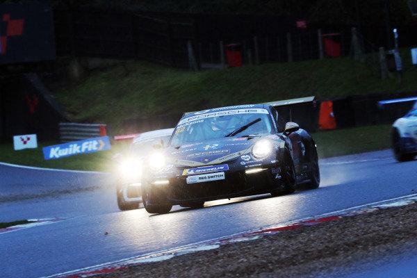 Scott Mckenna - Redline Racing Porshce Carrera Cup