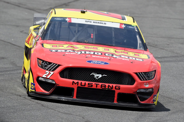 Gray Gaulding, Rick Ware Racing Ford Panini America, Copyright: Jared C. Tilton/Getty Images.