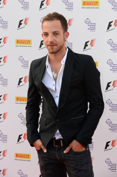 James Morrison (GBR) Singer at the Great Ormond Street Hospital F1 Party. Formula One World Championship, Rd8, British Grand Prix, Preparations, Silverstone, England, Wednesday 26 June 2013.