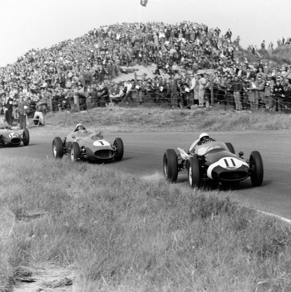 Zandvoort, Holland. 31 May 1959.