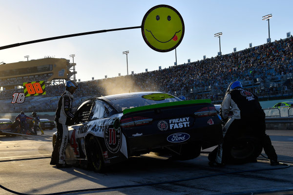 Monster Energy NASCAR Cup Series Ford EcoBoost 400 Homestead-Miami Speedway, Homestead, FL USA Sunday 19 November 2017 Kevin Harvick, Stewart-Haas Racing, Jimmy John's Ford Fusion World Copyright: Rusty Jarrett LAT Images