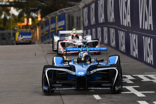 2017/2018 FIA Formula E Championship. Round 1 - Hong Kong, China. Saturday 02 December 2018. Nicolas Prost (FRA), Renault e.Dams, Renault Z.E 17. Photo: Mark Sutton/LAT/Formula E ref: Digital Image DSC_8495