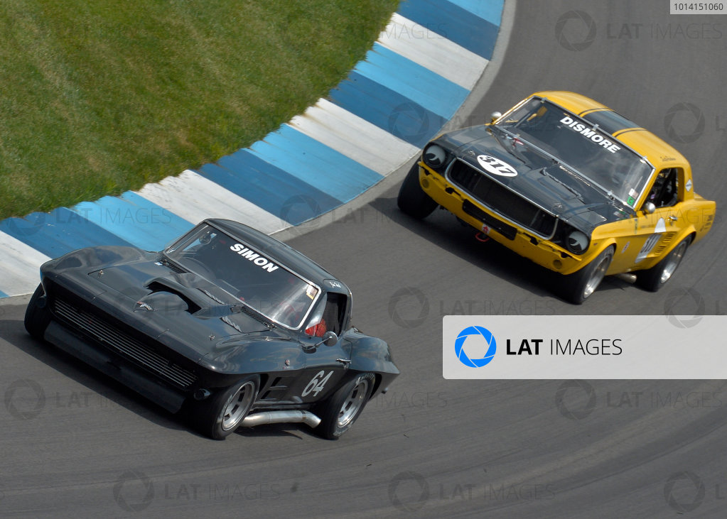 2014 Brickyard Vintage Racing Invitational