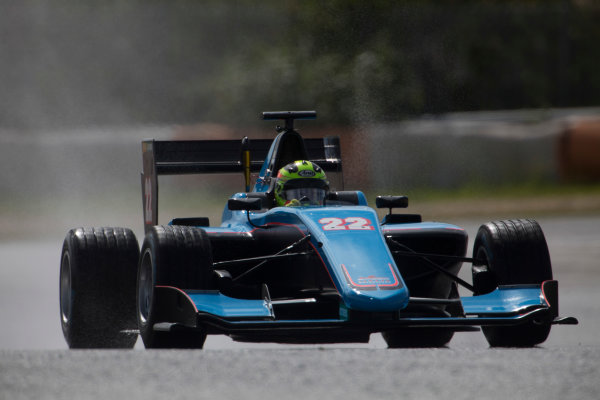 2017 GP3 Series Testing Estoril, Portugal. Thursday 23 March 2017 Alessio Lorandi (ITA, Jenzer Motorsport). Action.  Photo: Alastair Staley/GP3 Series Media Service ref: Digital Image 580A3915