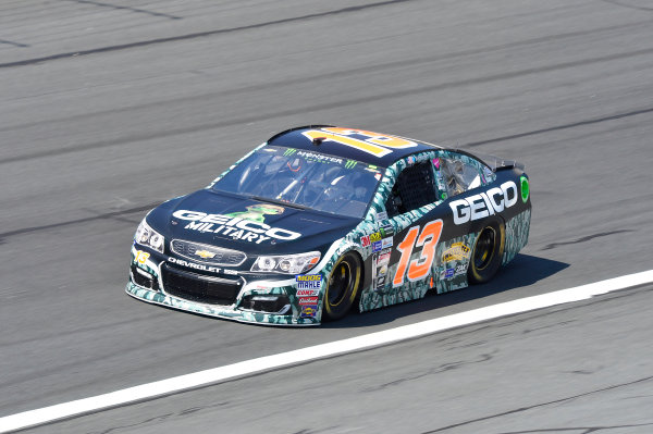 Monster Energy NASCAR Cup Series Monster Energy NASCAR All-Star Race Charlotte Motor Speedway, Concord, NC USA Friday 19 May 2017 Ty Dillon, Germain Racing, GEICO Military Chevrolet SS World Copyright: John K Harrelson LAT Images ref: Digital Image 17CLT1jh_02187