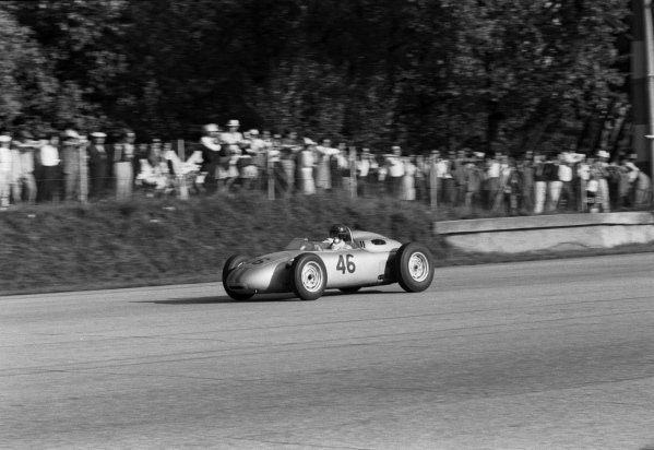 Dan Gurney (USA), Porsche 718 finished in 2nd place