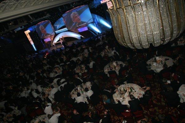 2006 Autosport Awards Grosvenor House Hotel, London. 3rd December 2006. Atmosphere.  World Copyright: Kevin Wood/LAT Photographic ref: Digital Image IMG_8297
