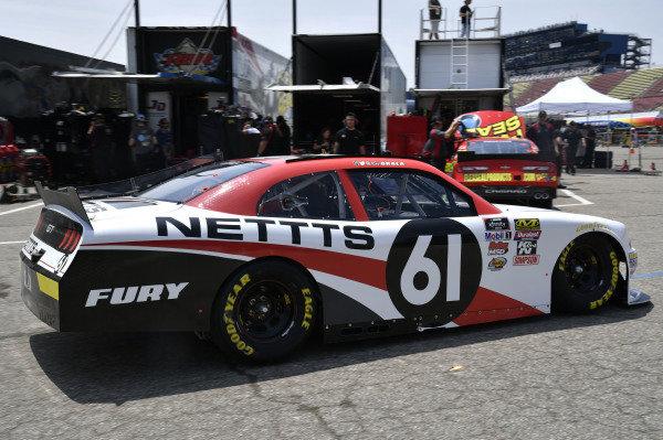 NASCAR XFINITY JGL Racing Photos , Rusty Jarrett / NKP