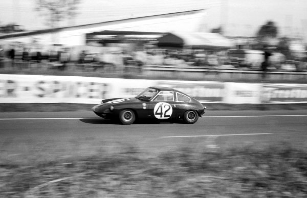 Chris J Lawrence (GBR) / Gordon Spice (GBR), Lawrence Tune Engineering Deep Sanderson 301, retired after 13 laps.Le Mans 24 Hours, Le Mans, France, 20-21 June 1964.