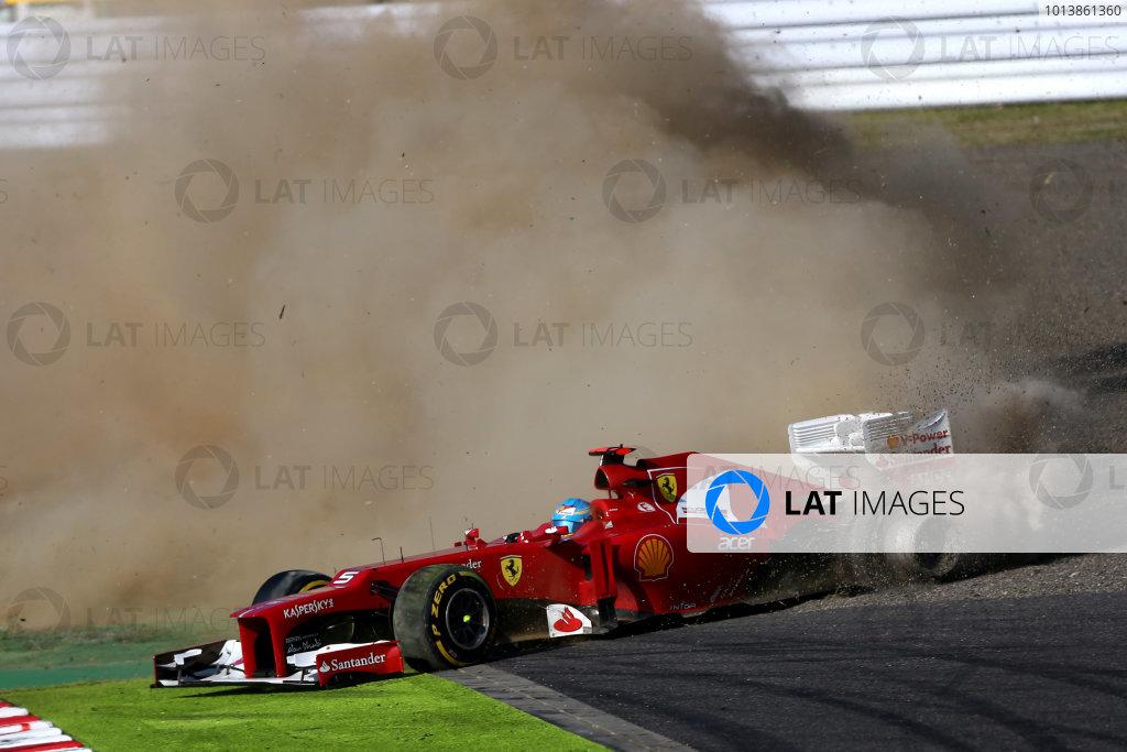 2012 Japanese Grand Prix - Sunday