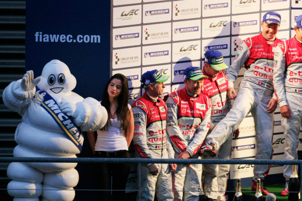 Spa Francorchamps, 3rd-5th May 2012,