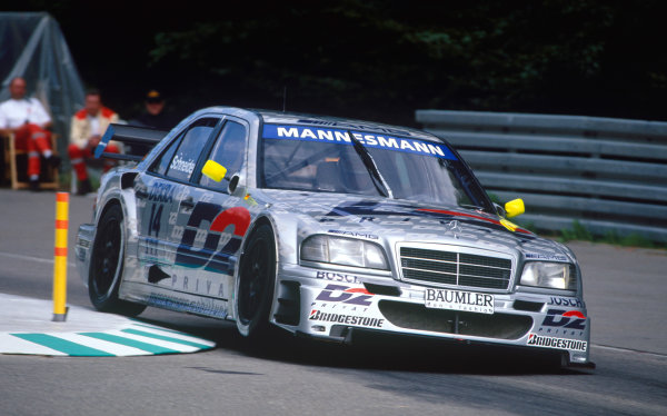 Hockenheim, Germany. 23rd April 1995. Rd 1 & 2.