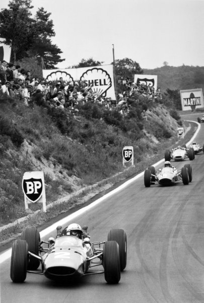 1965 French Grand Prix.