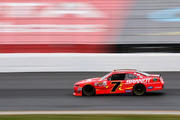 NASCAR XFINITY Series Overton's 200 New Hampshire Motor Speedway, Loudon, NH USA Friday 14 July 2017 Justin Allgaier, BRANDT Chevrolet Camaro World Copyright: Matthew T. Thacker LAT Images