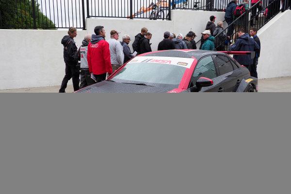 IMSA WeatherTech SportsCar Championship Continental Tire Road Race Showcase Road America, Elkhart Lake, WI USA Friday 4 August 2017 Audi RS 3 LMS World Copyright: Michael L. Levitt LAT Images