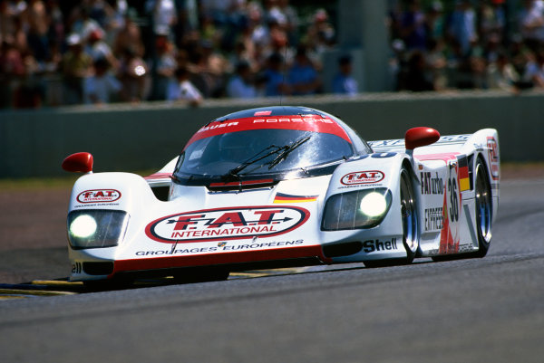 Le Mans, France. 18th - 19th June 1994.