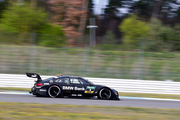 2017 DTM Testing & Media Day Hockenheim, Germany. Thursday 6 April 2017. Maxime Martin, BMW Team RBM, BMW M4 DTM. World Copyright: Alexander Trienitz/LAT Images ref: Digital Image 2017-DTM-MD-HH-AT1-0621