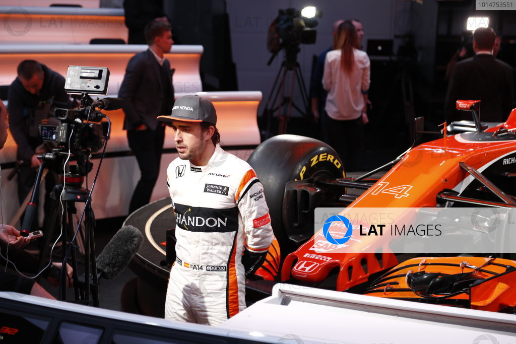 McLaren MCL32 Launch