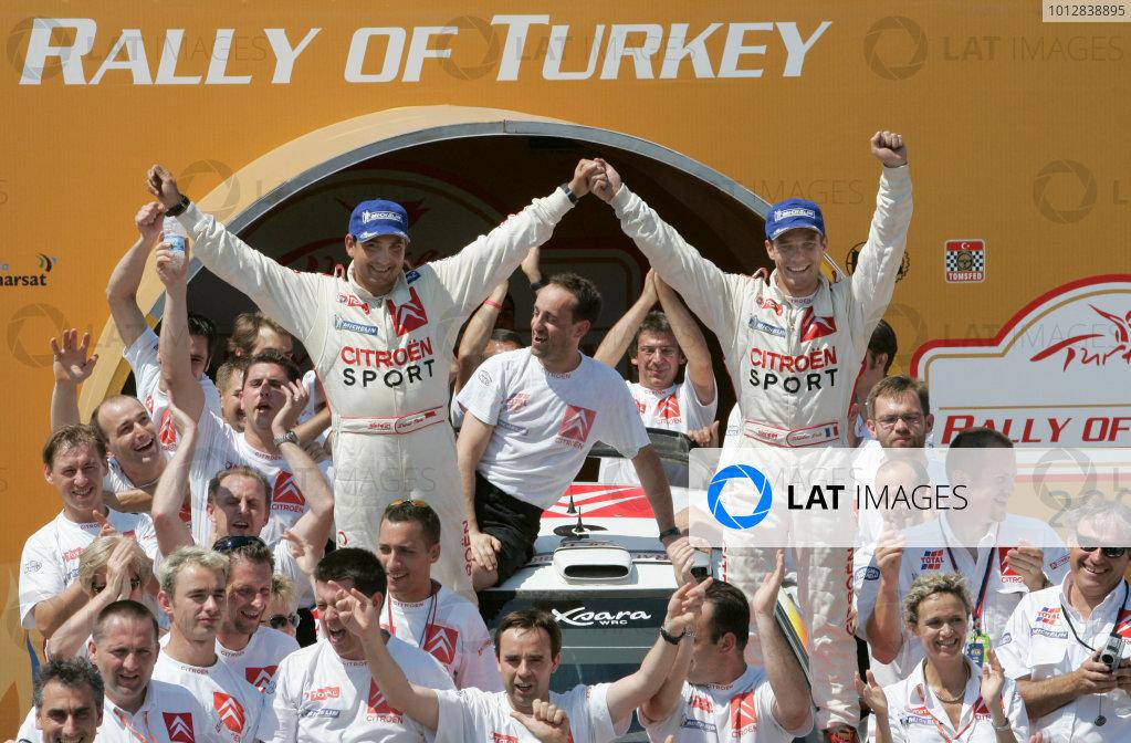 2004 FIA World Rally Champs. Round seven,