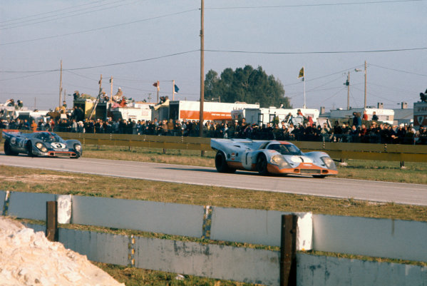 Sebring, Florida, USA. 20th March 1971. Rd 3.