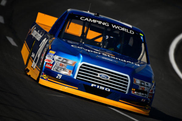 NASCAR Camping World Truck Series winstaronlinegaming.com 400 Texas Motor Speedway, Ft. Worth, TX USA Thursday 8 June 2017 Chase Briscoe, Cooper Standard Ford F150 World Copyright: Scott R LePage LAT Images ref: Digital Image lepage-170608-TMS-0351