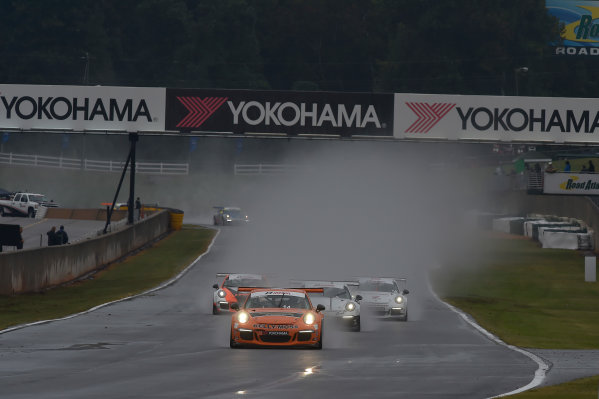 1-3 October, 2014, Braselton, Georgia USA 14, Colin Thompson, Platinum, 2014 Porsche, Start ?2014, Scott R LePage  LAT Photo USA