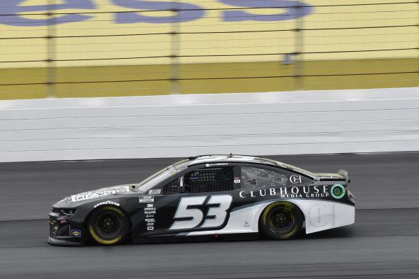 #53: Garrett Smithley, Rick Ware Racing, Chevrolet Camaro
