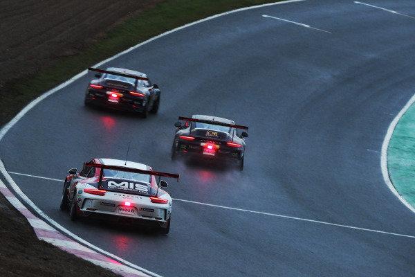 Lorcan Hanafin - JTR Porshce Carrera Cup
