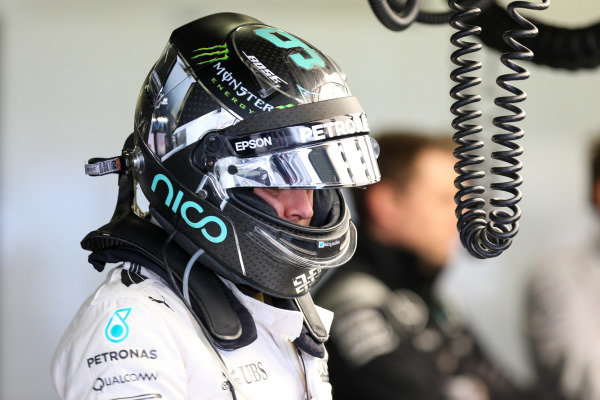 Nico Rosberg (GER) Mercedes AMG F1 at Formula One World Championship, Rd19, Mexican Grand Prix, Practice, Circuit Hermanos Rodriguez, Mexico City, Mexico, Friday 28 October 2016.