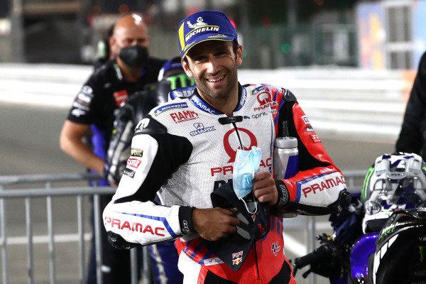 Johann Zarco, Pramac Racing  .
