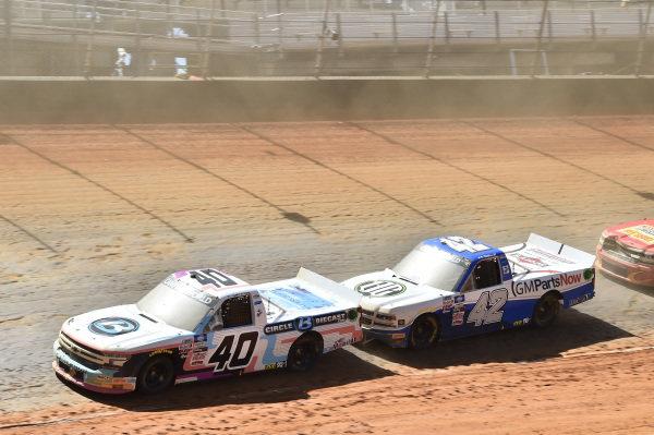 #40: Ryan Truex, Niece Motorsports, Chevrolet Silverado CircleBDiecast.com