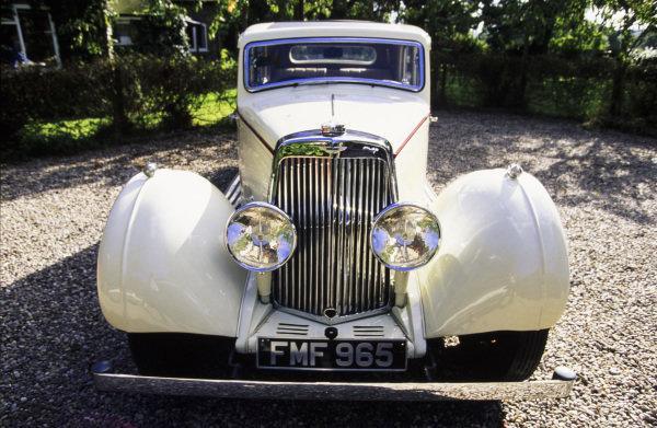 Aston Martin, 2.0L Saloon