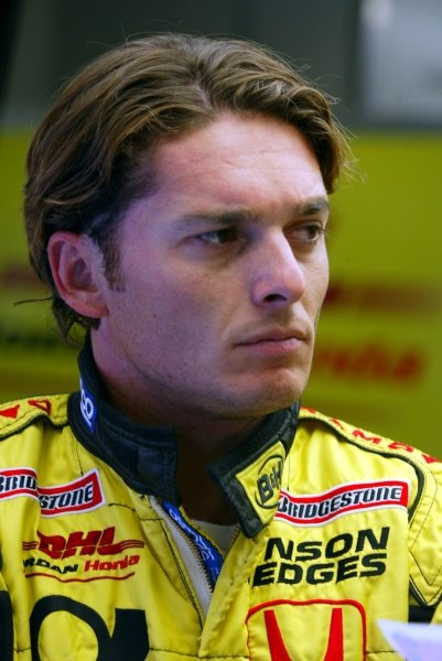 Giancarlo Fisichella (ITA) Jordan.Italian Grand Prix, Monza, 14 September 2002.DIGITAL IMAGE