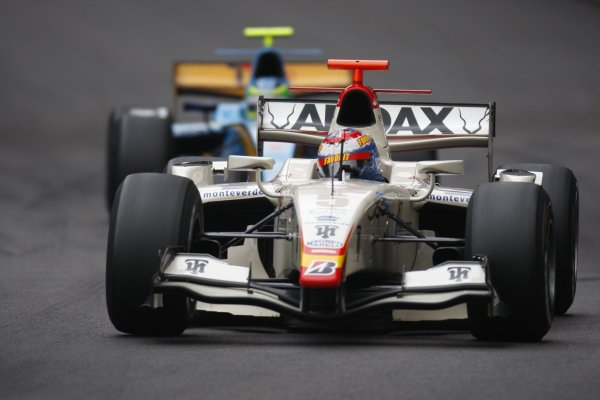 2008 GP2 Series. Round 3. Friday Race. Monte-Carlo, Monaco. 24th May 2008.Vitaly Petrov (RUS, Barwa International Campos Team). Action. World Copyright: Glenn Dunbar/GP2 Series Media Service.ref:__O9T8970 jpg